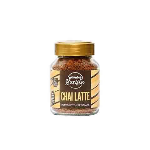 Beanies Barista Chai Latte Instant Coffee 50g