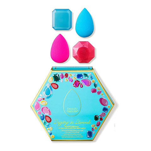 Beauty Blender Dripping in Diamonds Set