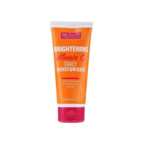 Beauty Formulas Brightening Vitamin C Daily Moisturiser 100ml