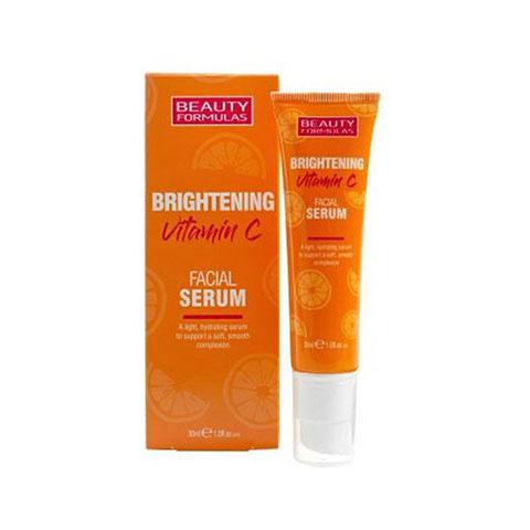 Beauty Formulas Brightening Vitamin C Facial Serum 30ml