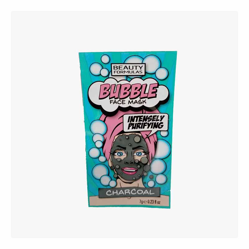 Beauty Formulas Intensely Purifying Bubble Face Mask 7g