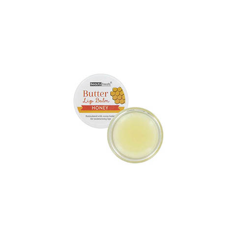 Beauty Treats Butter Lip Balm - Honey