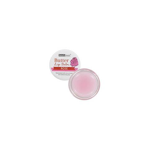 Beauty Treats Butter Lip Balm - Rose