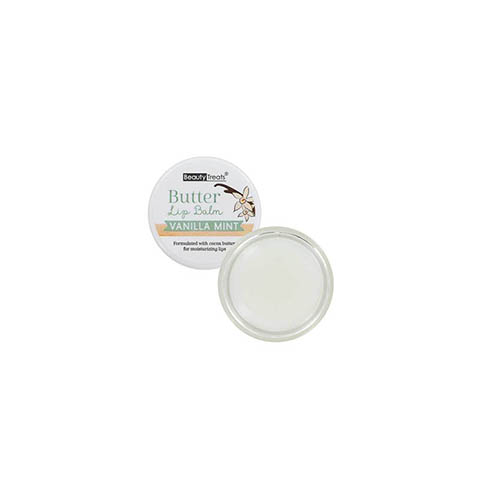 Beauty Treats Butter Lip Balm - Vanilla Mint