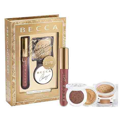 BECCA - Becca X Chrissy Cravings Glow Kitchen Kit Set