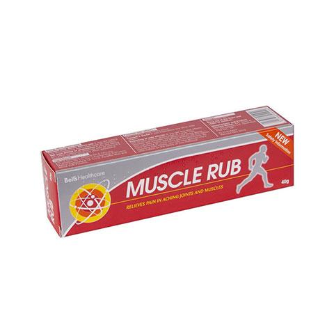Bell's Muscle Rub Cream 40g
