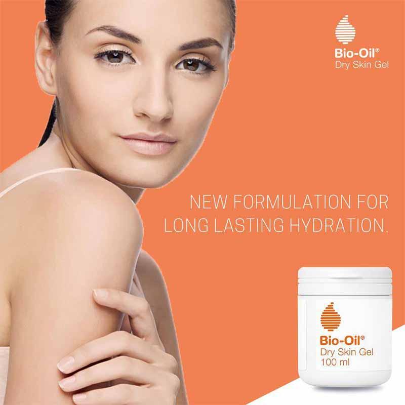 Bio Oil Dry Skin Gel 100ml