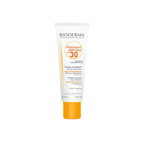 Bioderma Photoderm AKN Mat 40ml - SPF30