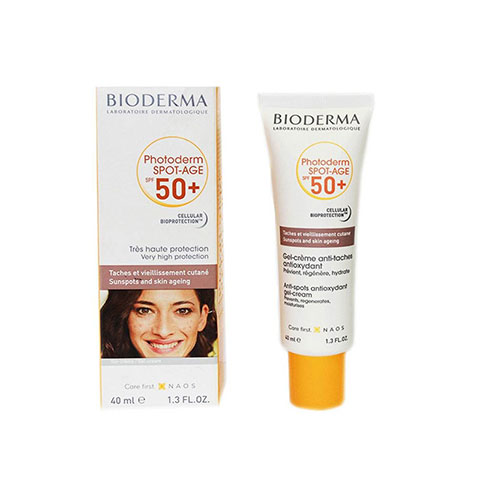 Bioderma Photoderm Spot Age Gel Cream 40ml - SPF50+