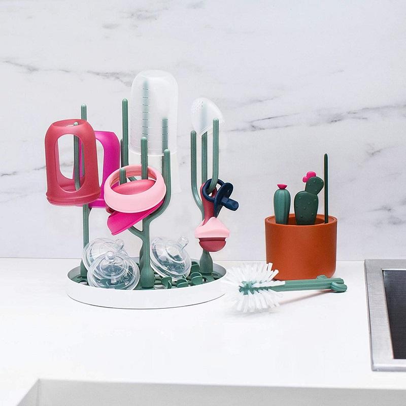 Boon Pulp Silicone Feeder 6m+ - Pink