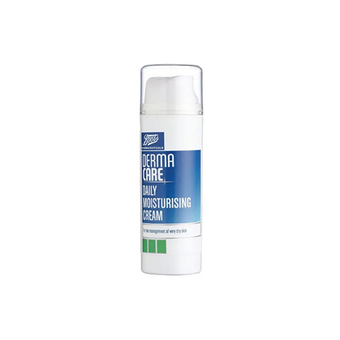 Boots Derma Care Daily Moisturising Cream For Very Dry Skin 150ml