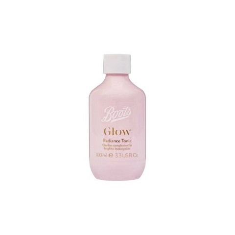 Boots Glow Radiance Face Tonic 100ml