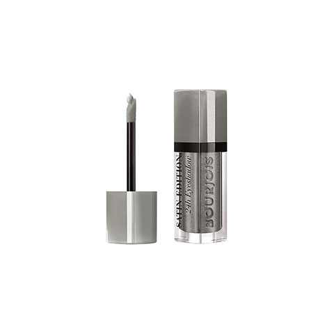 Bourjois Satin Edition 24H Eyeshadow - 06 Drive Me Grey-zy