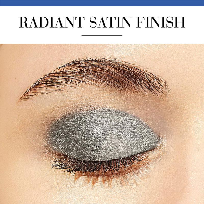 Bourjois Satin Edition 24H Eyeshadow - 06 Drive Me Grey-zy