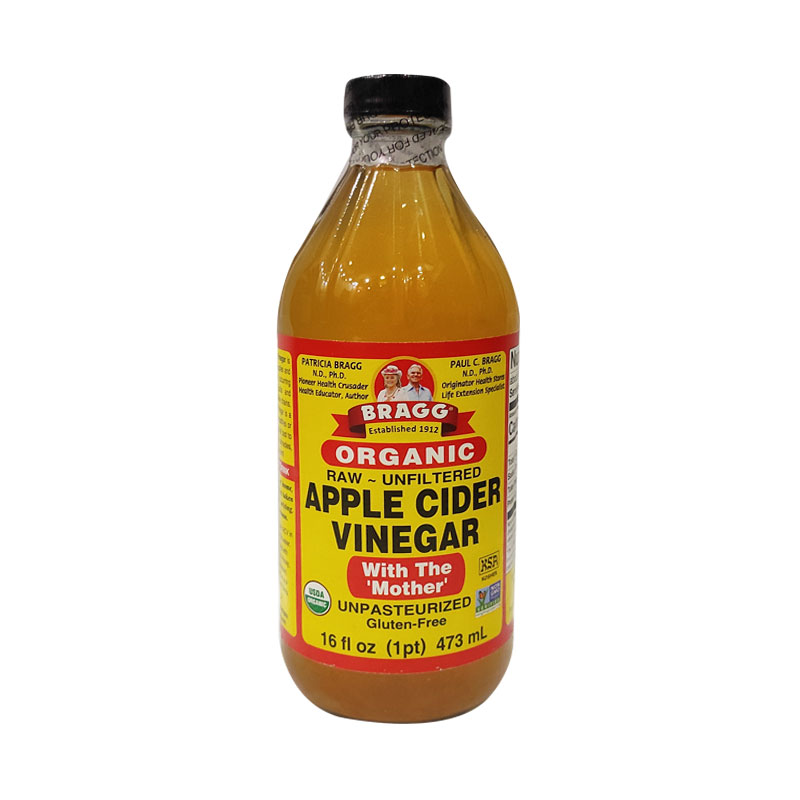 Bragg Organic Raw Apple Cider Vinegar 473ml