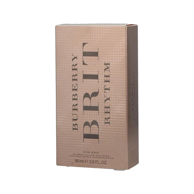 Burberry Brit Rhythm Floral Eau de Toilette Natural Spray For Women 90ml