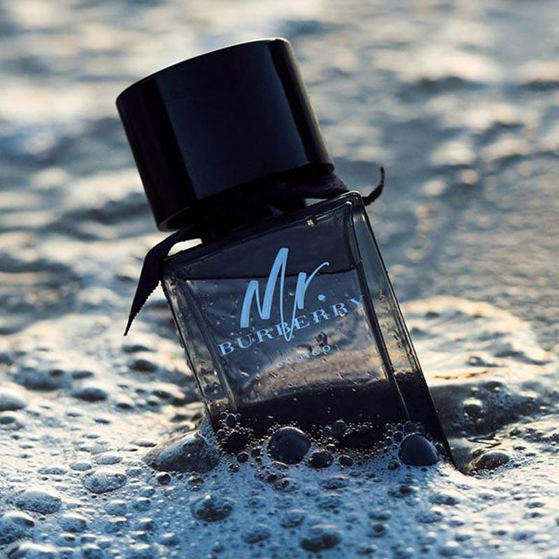 Burberry Mr Burberry Indigo for Men Eau De Toilette Natural Parfum Spray 50ml