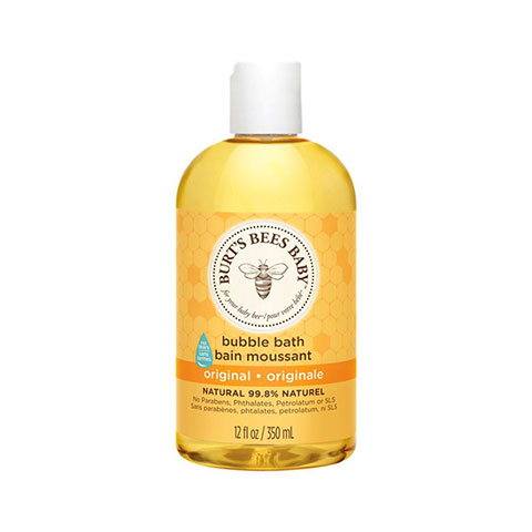 Burt's Bees Baby Bee Bubble Bath 350ml - Original
