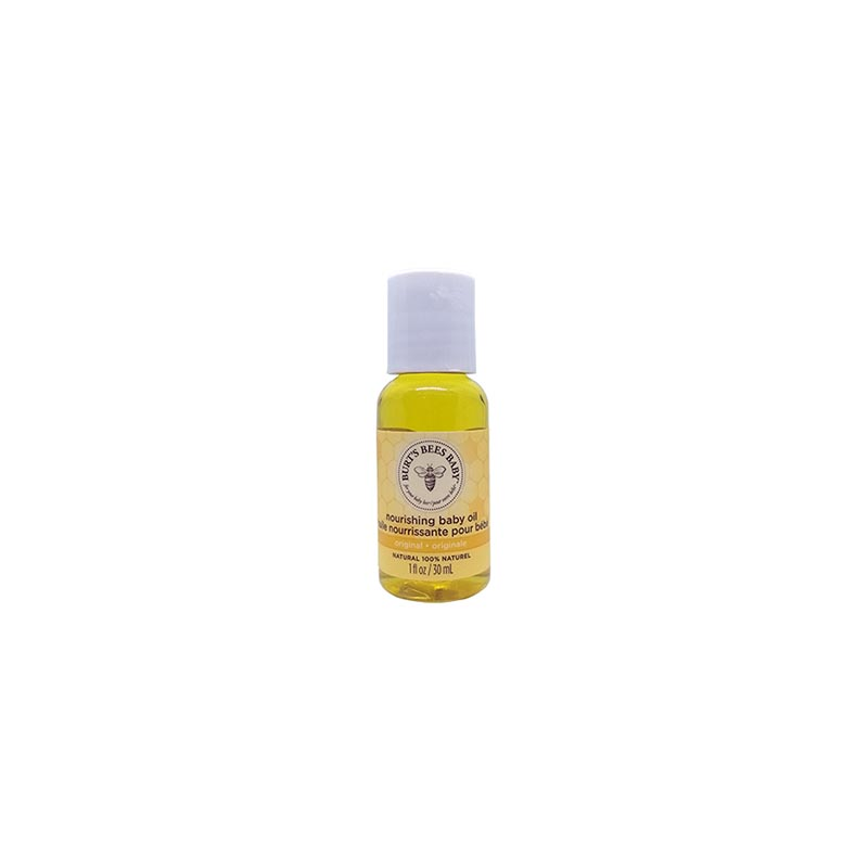 Burt's Bees Baby Nourishing Baby Oil 30ml
