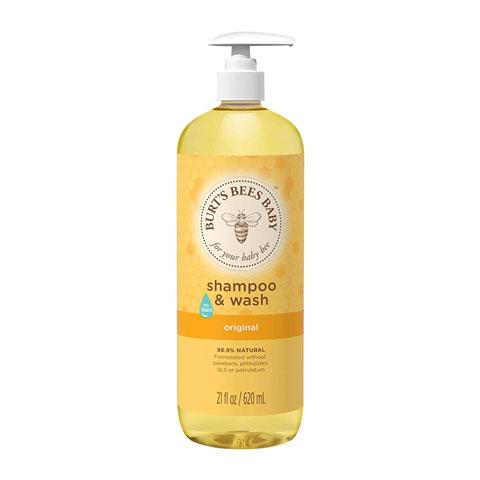 Burt's Bees Baby Shampoo & Wash Original 621ml