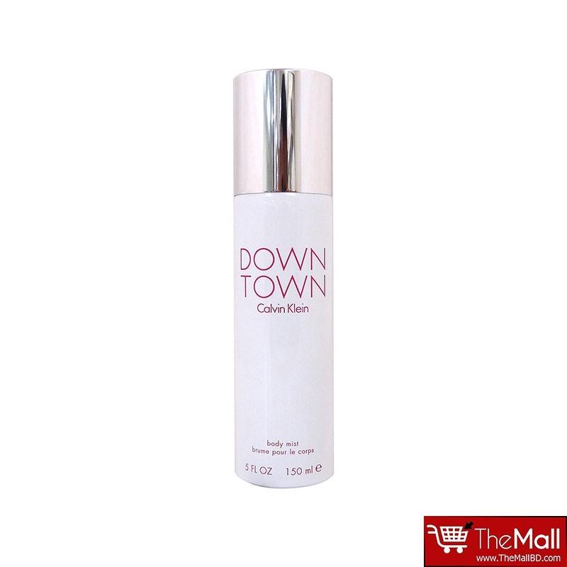 Calvin Klein Down Town Body Mist For Women 150ml