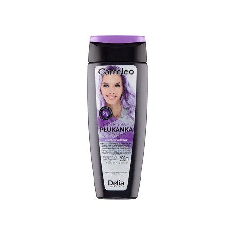 Cameleo Violet Hair Rinse With Lavender Water 200ml