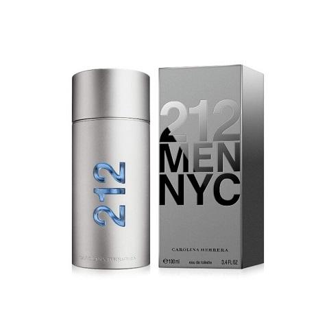 Carolina Herrera 212 Men NYC Eau De Toilette 100ml