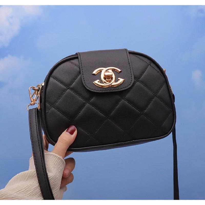 CC Small Round Bag