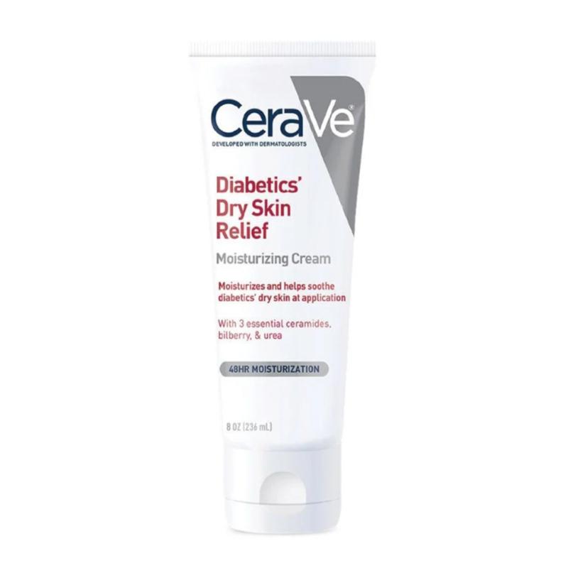 CeraVe Diabetics Dry Skin Relief Moisturizing Cream 236ml