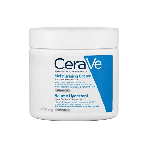 CeraVe Moisturising Cream For Dry To Very Dry Skin 454g