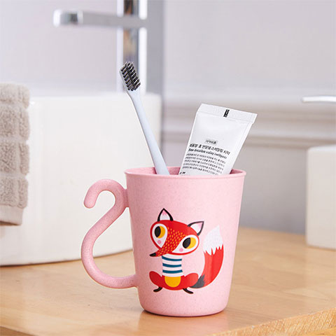 Children's Small Cup - Pink
