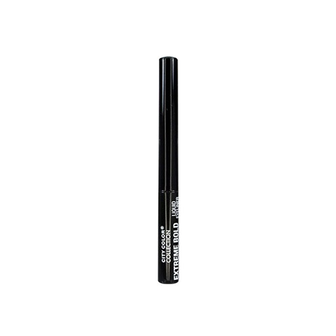 City Color Extreme Bold Liquid Eyeliner - Black