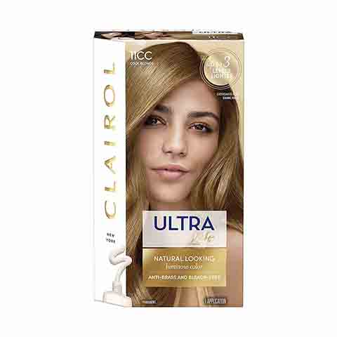 Clairol Ultra Lift Natural Looking Permanent Hair Colour - 11CC Cool Blonde