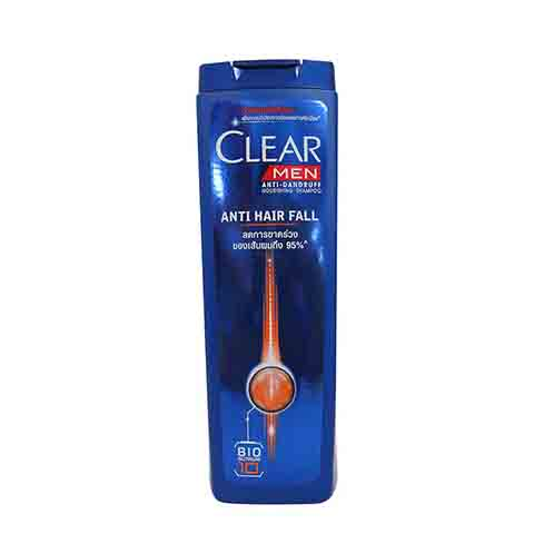 Clear Men Anti - Dandruff Nourishing Anti Hair Fall Shampoo 340ml