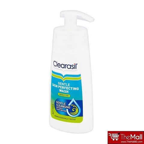 Clearasil Daily Clear Hydra-Blast Skin Perfecting Wash 150ml