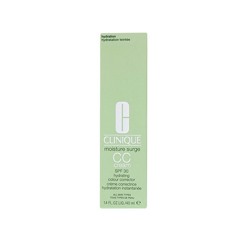 Clinique Moisture Surge CC Cream Hydrating Colour Corrector 40ml - Light