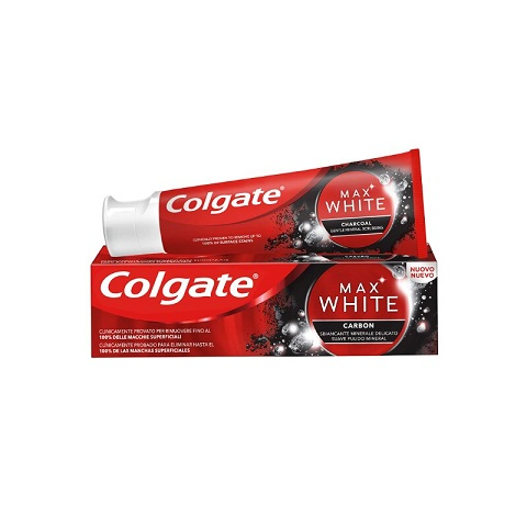 Colgate Max White Charcoal Toothpaste 75ml