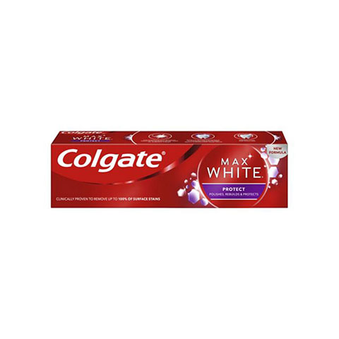 Colgate Max White Protect Toothpaste 50ml