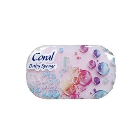 Coral Baby Sponge - Pink