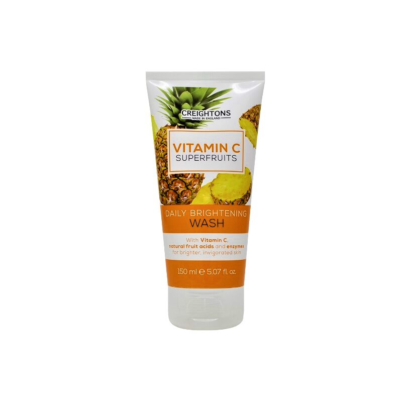 Creightons Vitamin C Superfruits Daily Brightening Face Wash 150ml