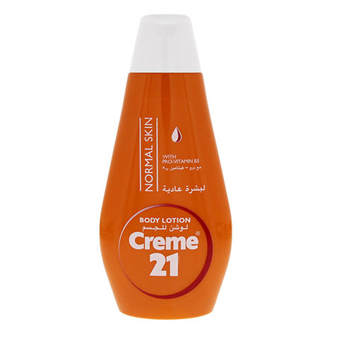 Creme 21 Body Lotion With Pro - Vitamin Bs 400ml