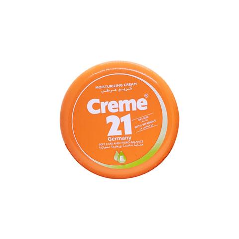 Creme 21 Soft Care And Hydro-Balance Moisturizing Cream 150ml