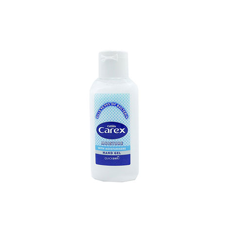Cussons Carex Moisture Hand Gel With Moisturisers 50ml