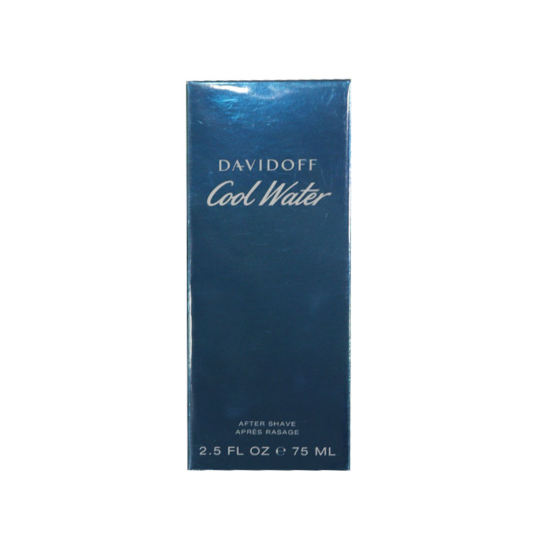 Davidoff Cool Water Aftershave For Men 75ml