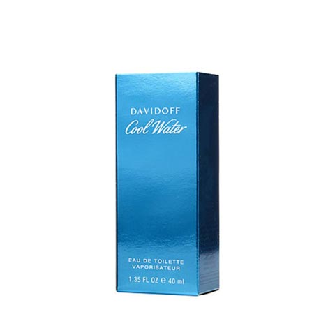 Davidoff Cool Water Eau De Toilette Natural Spray 40ml