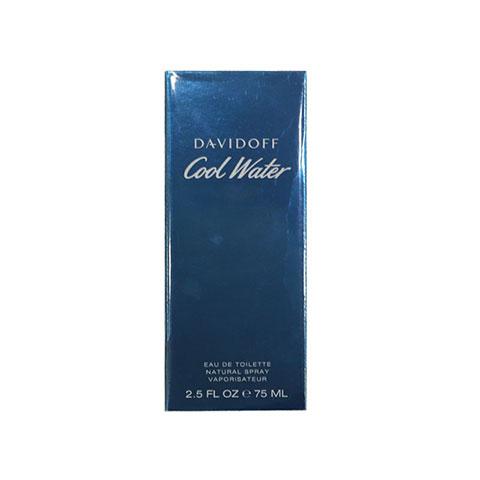 Davidoff Cool Water Eau De Toilette Natural Spray 75ml
