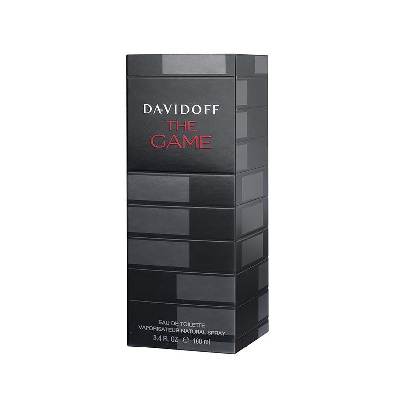 Davidoff The Game Eau De Toilette Natural Spray For Men 100ml