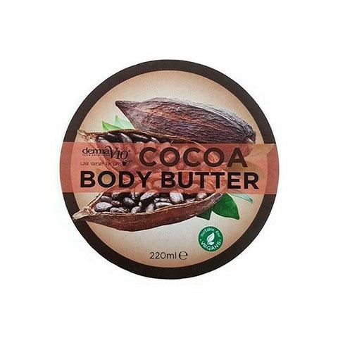 Derma V10 Cocoa Body Butter 220ml