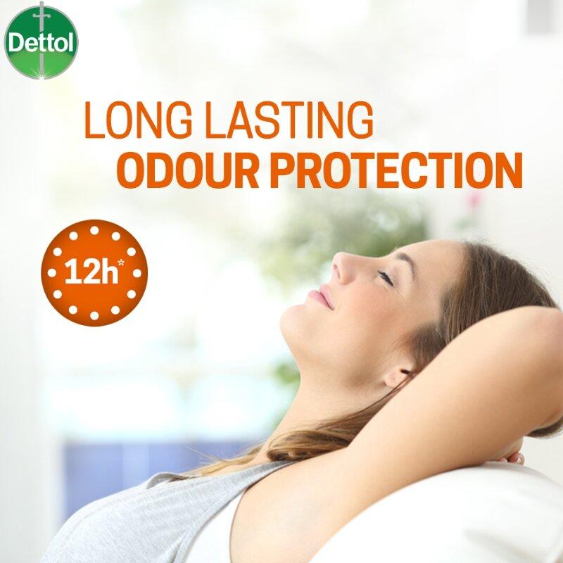 Dettol Antibacterial Body Wash Skincare Citrus & Orange Blossom With Loofah - 250ml