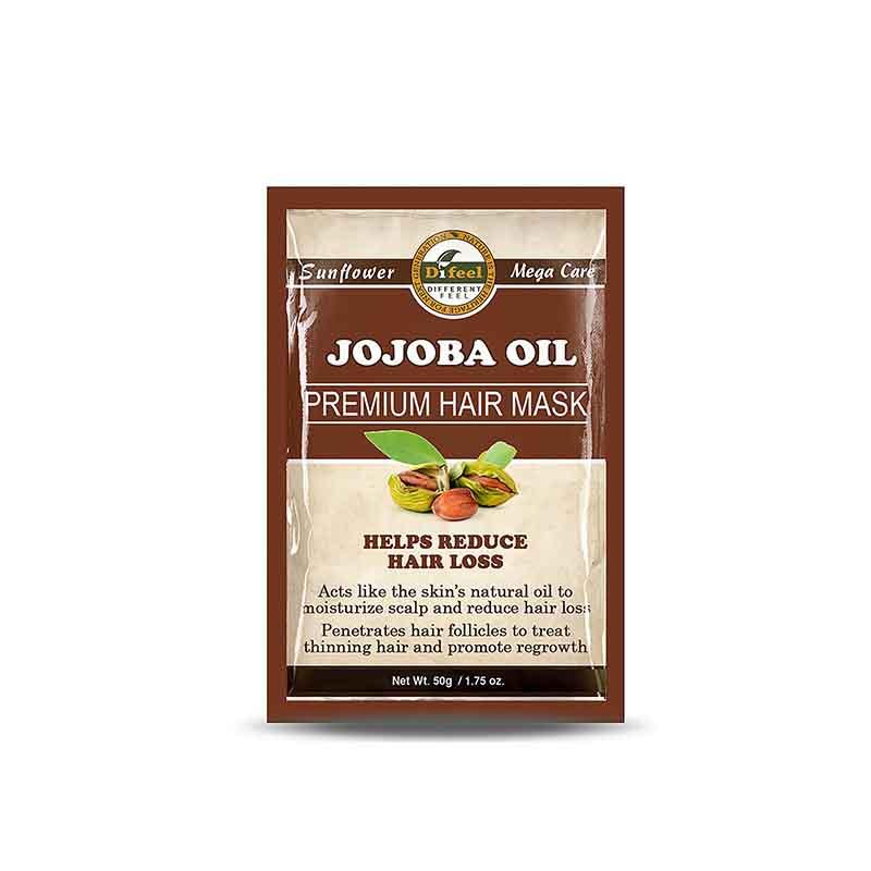 Difeel Jojoba Oil Premium Hair Mask 50g